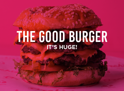 Archies Web - Good Burger - Hover
