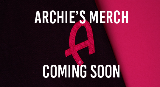 archies web - merch hover